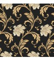 JC20066 - Concerto Wallpaper by Patton/Design ID-Scroll Floral