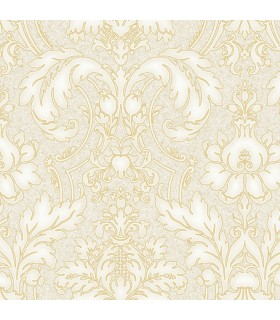 JC20081 - Concerto Wallpaper by Patton/Design ID-Damask