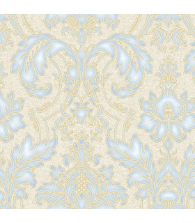 JC20082 - Concerto Wallpaper by Patton/Design ID-Damask