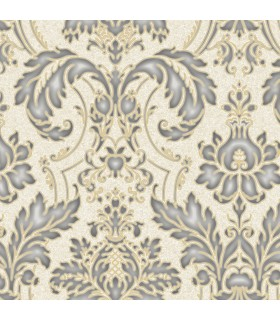 JC20083 - Concerto Wallpaper by Patton/Design ID-Damask