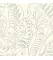 CP1266 - Candice Olson Breathless Wallpaper-Modern Fern