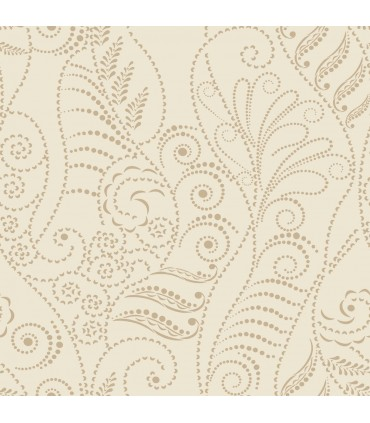 CP1268 - Candice Olson Breathless Wallpaper-Modern Fern