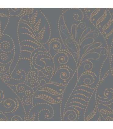 CP1269 - Candice Olson Breathless Wallpaper-Modern Fern
