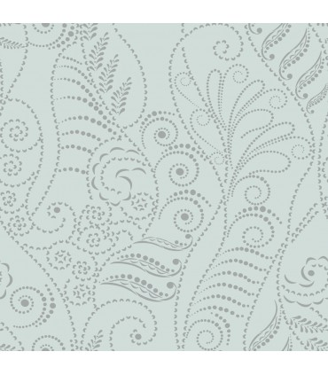 CP1270 - Candice Olson Breathless Wallpaper-Modern Fern