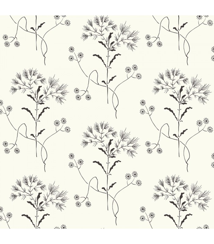 Me1515 Magnolia Home Wallpaper Vol 2 Wildflower Wallpaper The Home