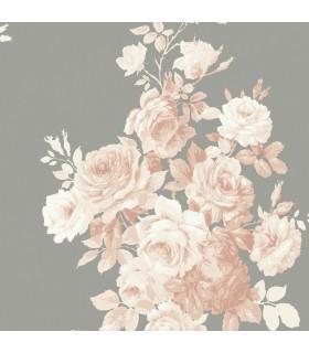 ME1530 - Magnolia Home Wallpaper Vol 2-Tea Rose
