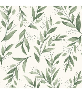 ME1535 - Magnolia Home Wallpaper Vol 2-Olive Branch