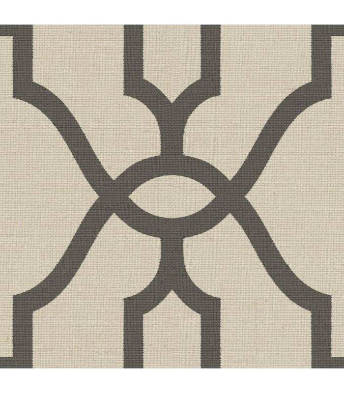 ME1551 - Magnolia Home Wallpaper Vol 2-Woven Trellis