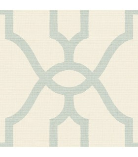 ME1553 - Magnolia Home Wallpaper Vol 2-Woven Trellis