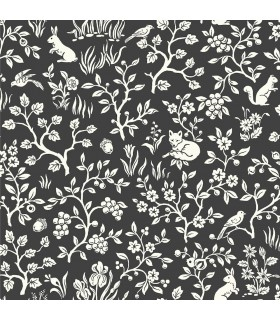 ME1570 - Magnolia Home Wallpaper Vol 2 - Fox and Hare
