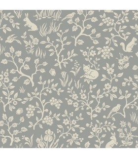 ME1571 - Magnolia Home Wallpaper Vol 2 - Fox and Hare