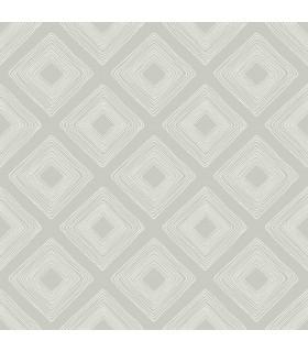 ME1575 - Magnolia Home Wallpaper Vol 2 - Diamond Sketch