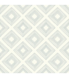 ME1578 - Magnolia Home Wallpaper Vol 2 - Diamond Sketch