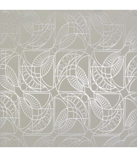 NW3524 - Modern Metals Wallpaper by Antonina Vella-Cartouche