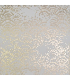 NW3598 - Modern Metals Wallpaper by Antonina Vella-Eclipse