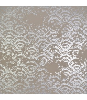 NW3599 - Modern Metals Wallpaper by Antonina Vella-Eclipse