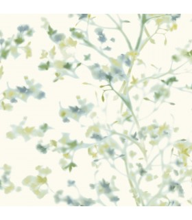 ON1607 - Outdoors In Wallpaper by York - Sunlit Branches