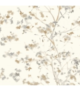 ON1609 - Outdoors In Wallpaper by York - Sunlit Branches