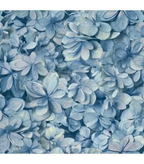 ON1618 - Outdoors In Wallpaper by York - Hydrangea Bloom