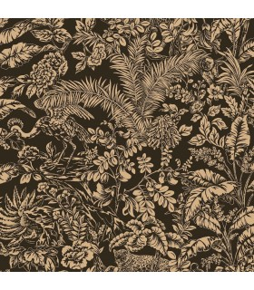 ON1621 - Outdoors In Wallpaper by York - Botanical Sanctuary
