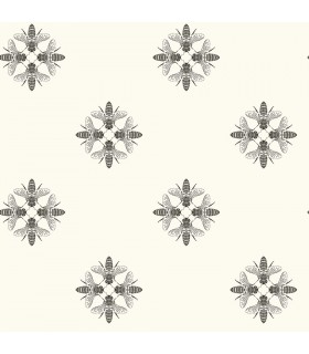 ON1643 - Outdoors In Wallpaper by York - Honey Bee