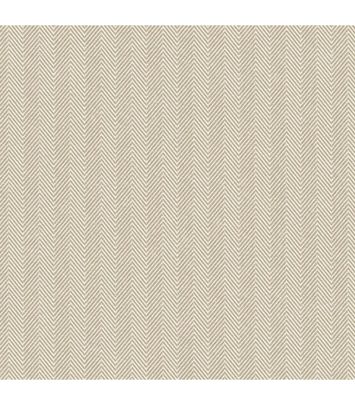WF36331 - Wall Finishes Wallpaper by Norwall - Herringbone Stripe