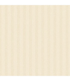 WF36332 - Wall Finishes Wallpaper by Norwall - Herringbone Stripe