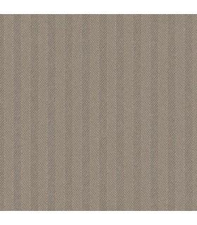 WF36335 - Wall Finishes Wallpaper by Norwall - Herringbone Stripe