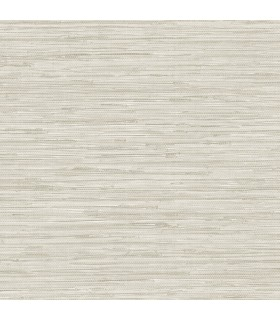 NT33708 - Wall Finishes Wallpaper by Norwall - Faux Embossed Grasscloth