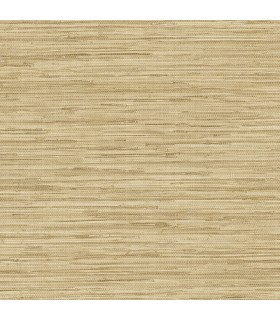 NT33704 - Wall Finishes Wallpaper by Norwall - Faux Embossed Grasscloth