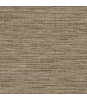 NT33709 - Wall Finishes Wallpaper by Norwall - Faux Embossed Grasscloth