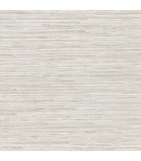 TX34800 - Wall Finishes Wallpaper by Norwall - Faux Embossed Grasscloth