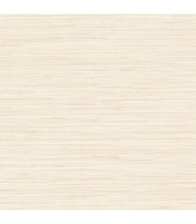 WF36301 - Wall Finishes Wallpaper by Norwall - Faux Embossed Grasscloth