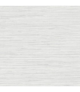WF36302 - Wall Finishes Wallpaper by Norwall - Faux Embossed Grasscloth