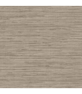 WF36303 - Wall Finishes Wallpaper by Norwall - Faux Embossed Grasscloth