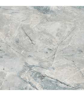 WF36312 - Wall Finishes Wallpaper by Norwall - Large Vein Marble