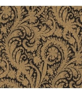 HO3309 - Tailored Wallpaper by York - Archive Paisley