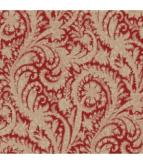 HO3310 - Tailored Wallpaper by York - Archive Paisley