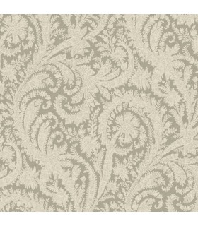 HO3311 - Tailored Wallpaper by York - Archive Paisley