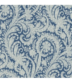 HO3313 - Tailored Wallpaper by York - Archive Paisley