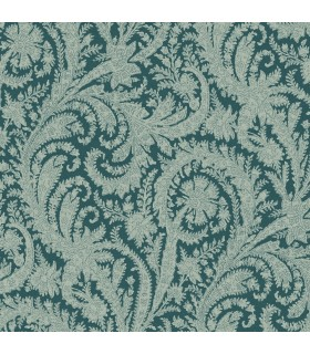 HO3314 - Tailored Wallpaper by York - Archive Paisley