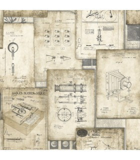 HO3336 - Tailored Wallpaper by York - Patent Pending