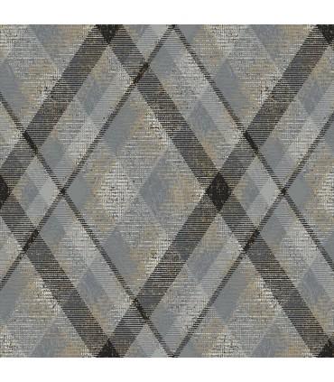 HO3356 - Tailored Wallpaper by York - Diamond Plaid