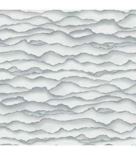 RMK10695WP - Peel and Stick Wallpaper-Grey Singed