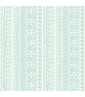 RMK3485WP - Peel and Stick Wallpaper-Tribal