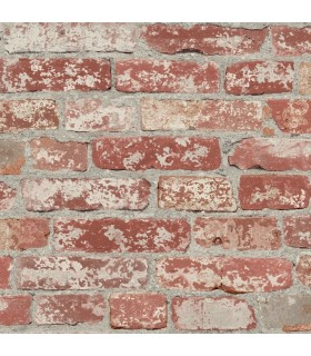 RMK9036WP - Peel and Stick Wallpaper-Brick