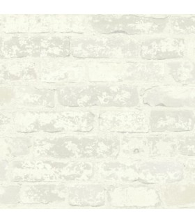 RMK9038WP - Peel and Stick Wallpaper-Brick
