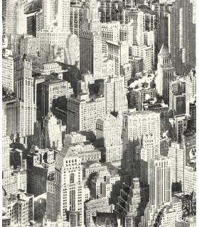 RMK9042WP - Peel and Stick Wallpaper-New York City