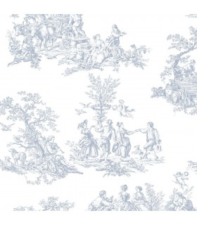 CH22510 - Manor House Wallpaper by Norwall-Toile