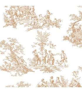 MH36501 - Manor House Wallpaper by Norwall-Toile